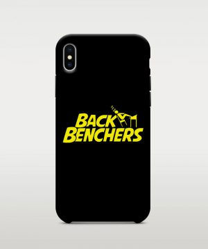 Back Bencher 3 Mobile Case