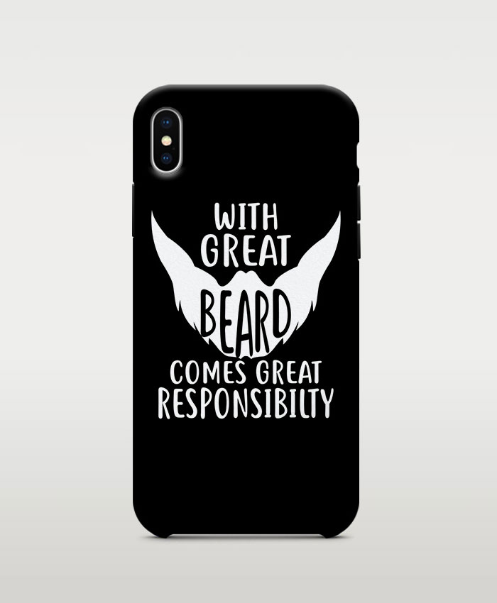 Beard Mobile Case