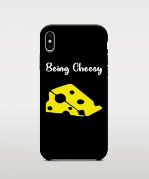 Being Cheesy Mobile Case