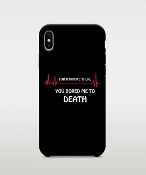 Bored Mobile Case