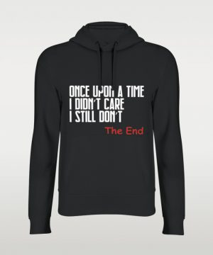 Dont Care Hoodie
